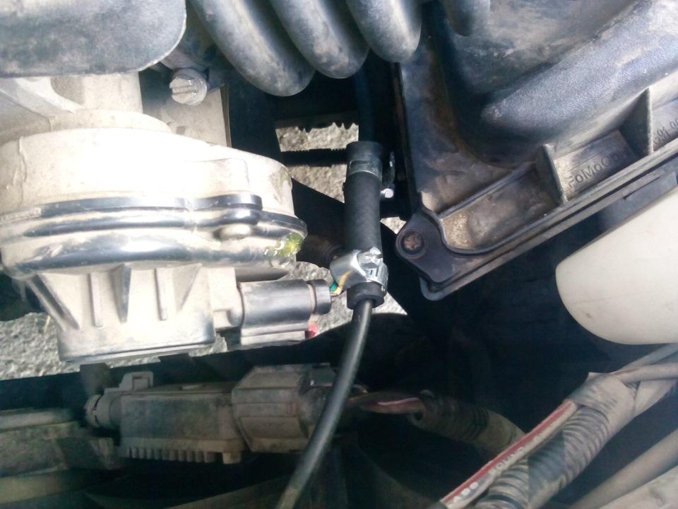 ремонт системы охлаждения на ford s-max