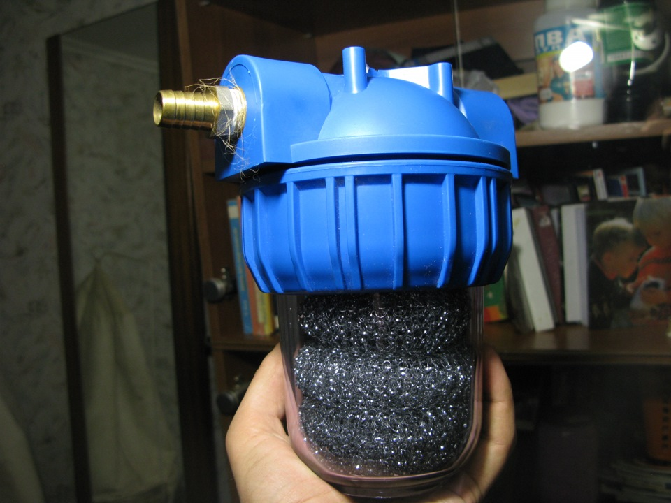 Фильтр картерных газов