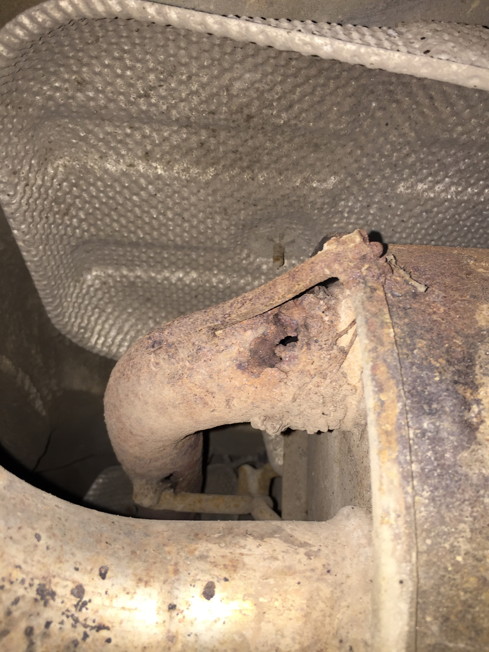 Ремонт глушителя своими руками на фиат альбеа