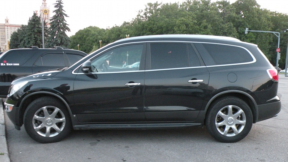 Buick Enclave 3.6 AWD CXL LuxuryBUS | DRIVE2
