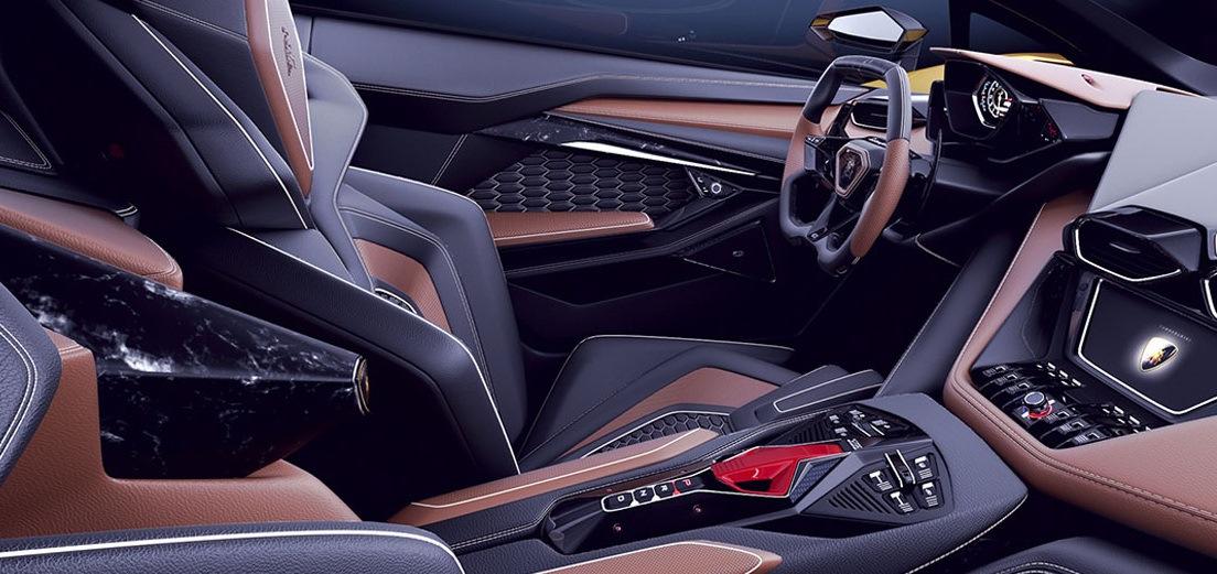Картинки по запросу Lamborghini Veneno в виде родстера салон