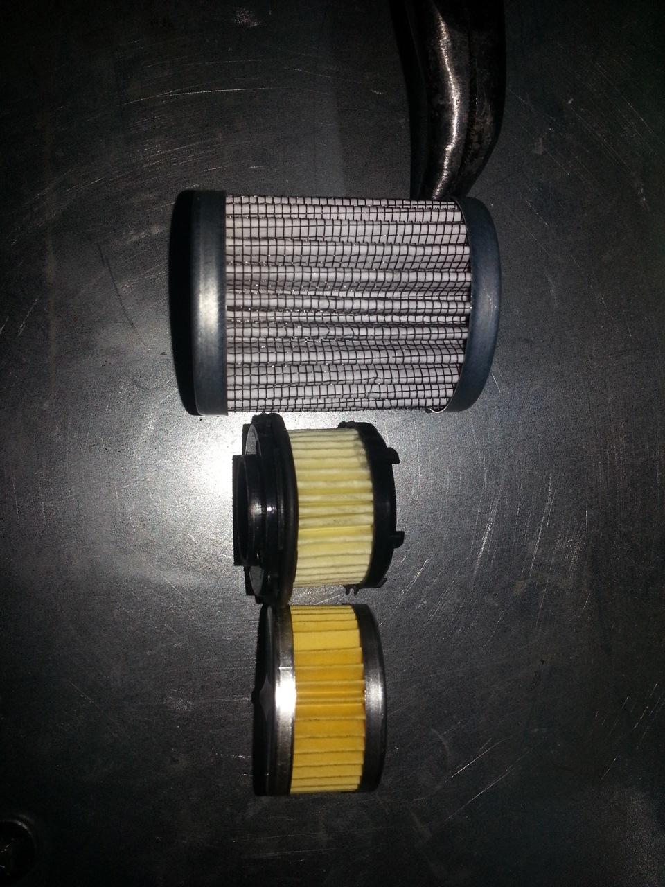 замена фильтра тонкой очистки топлива ланос инструкция