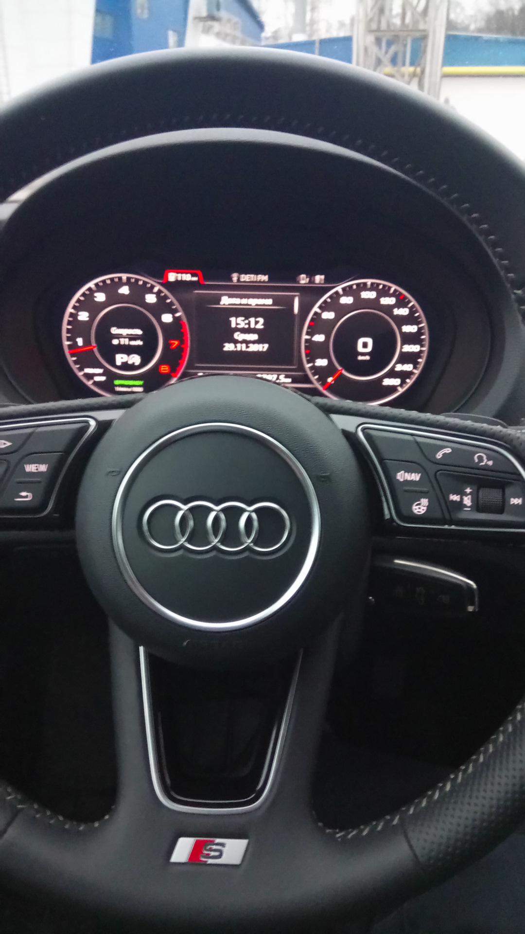 Audi A3 8v Virtual Cockpit