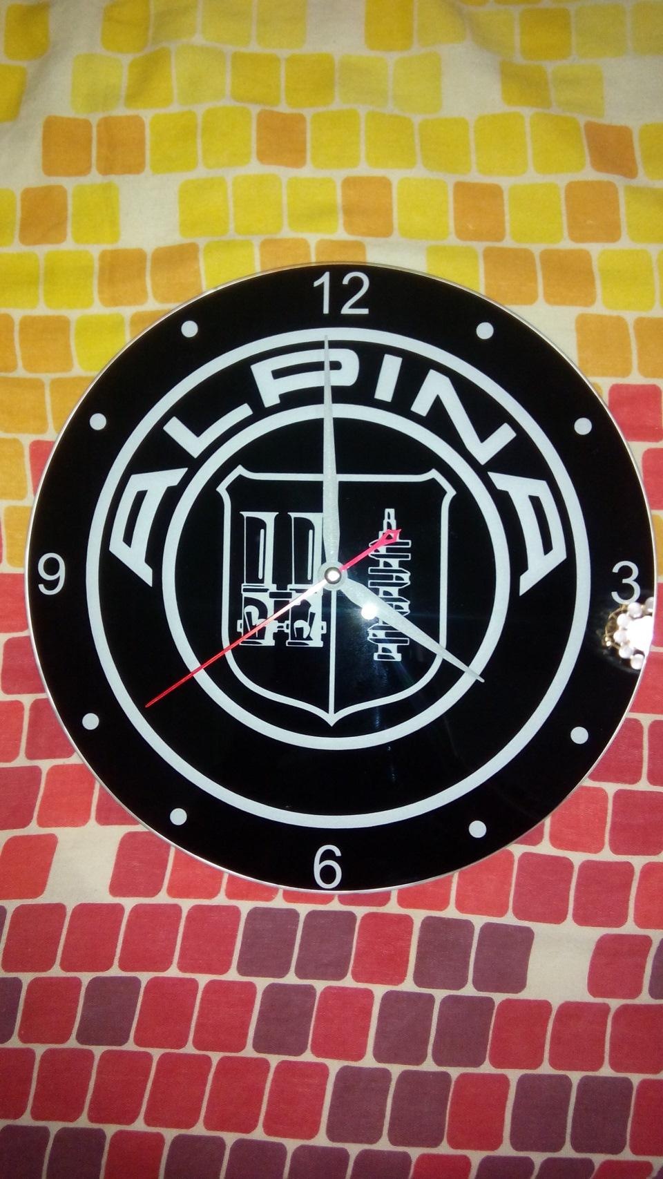 ... › ALPINA-мания) или часы на заказ: https://www.drive2.ru/l/7723439