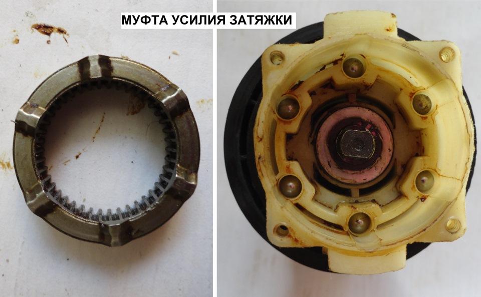 Ремонт редуктора шуруповертов своими руками 16