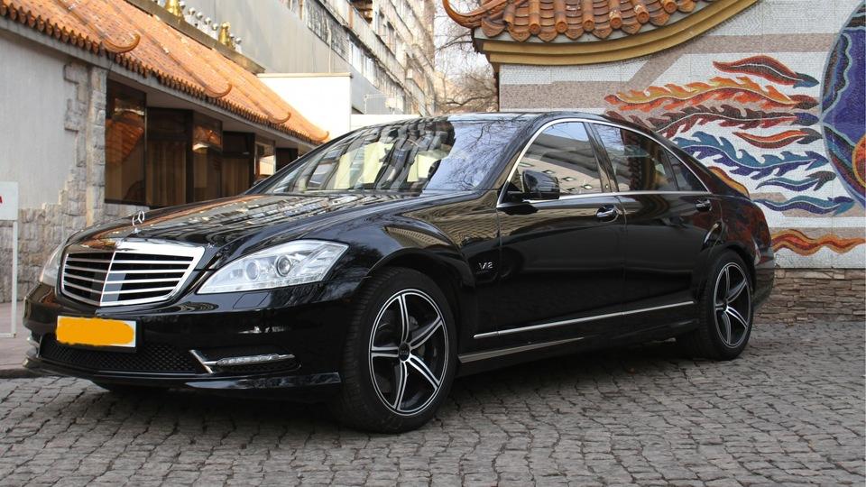 Mercedes benz s class w221 s600 drive2 for 2008 mercedes benz s600