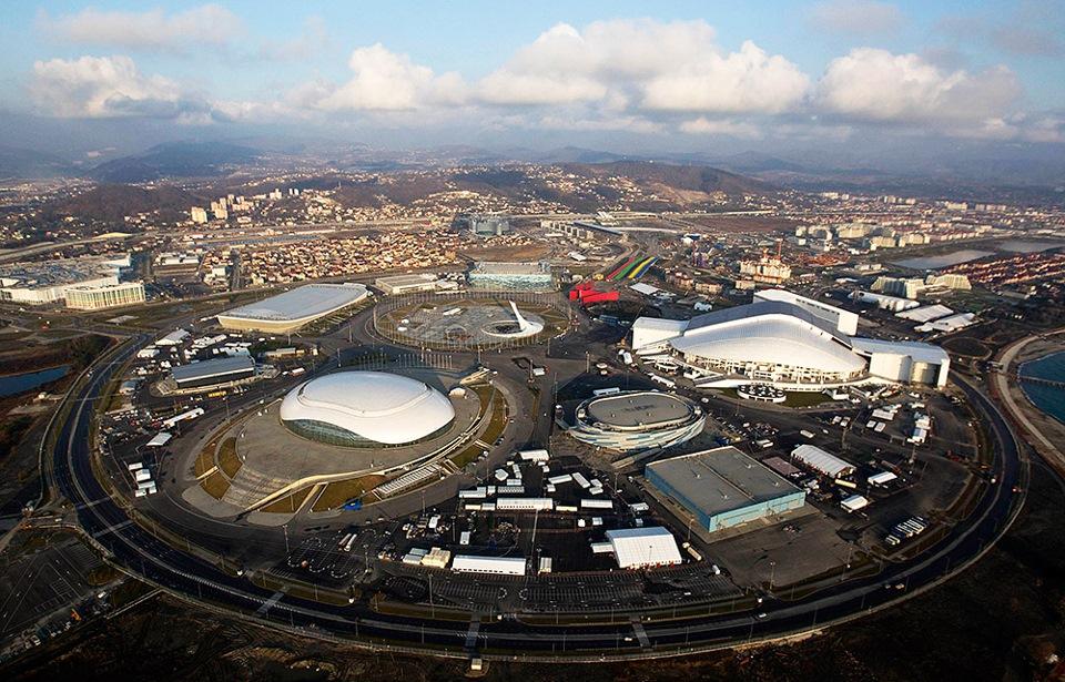 набережная олимпийского парка сочи фото