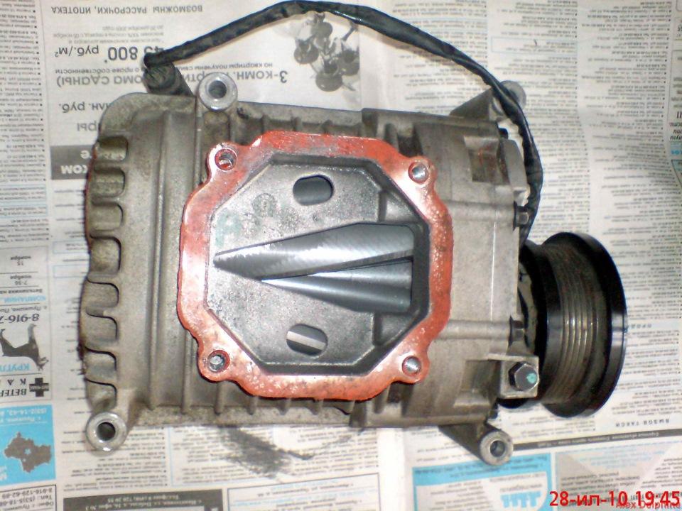"Ремонт компрессора Eaton M62 ! - Сообщество ""Mercedes Kompressor Club"" на DRIVE2"