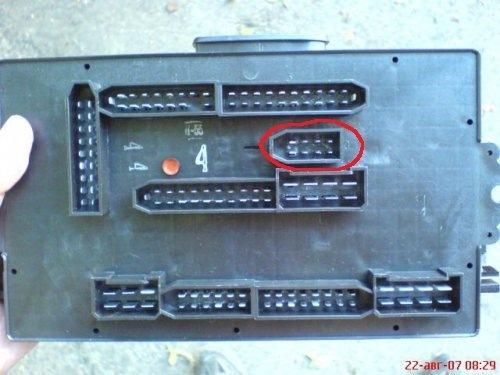 Блок предохранителей ваз 2108 старого образца схема фото 911