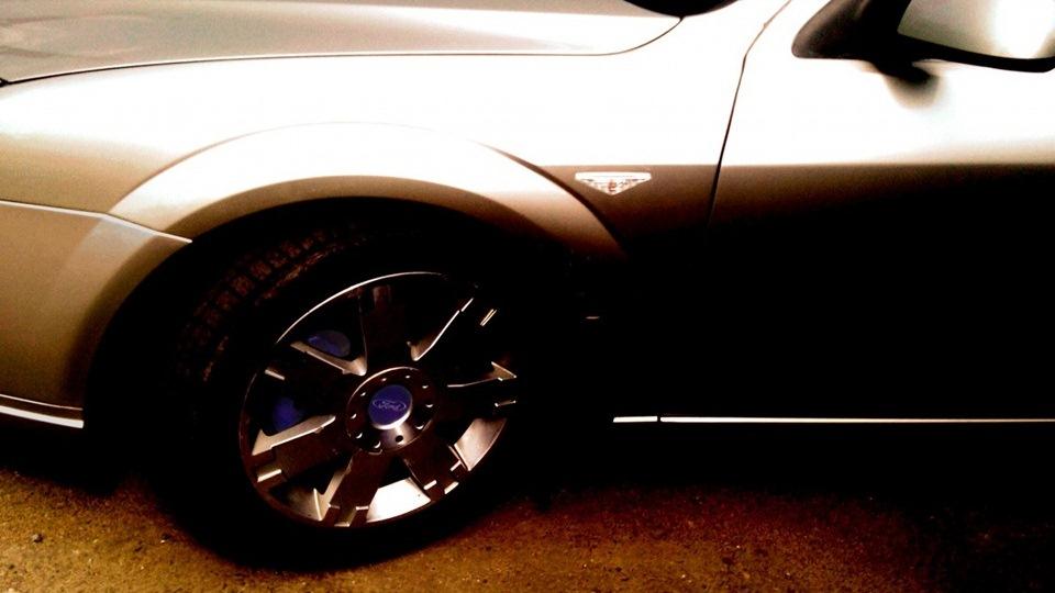 Тюнинг своими руками форд мондео 3