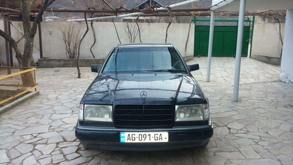 Mercedes Benz E Class Coupe W124 Coupe E500 Drive2