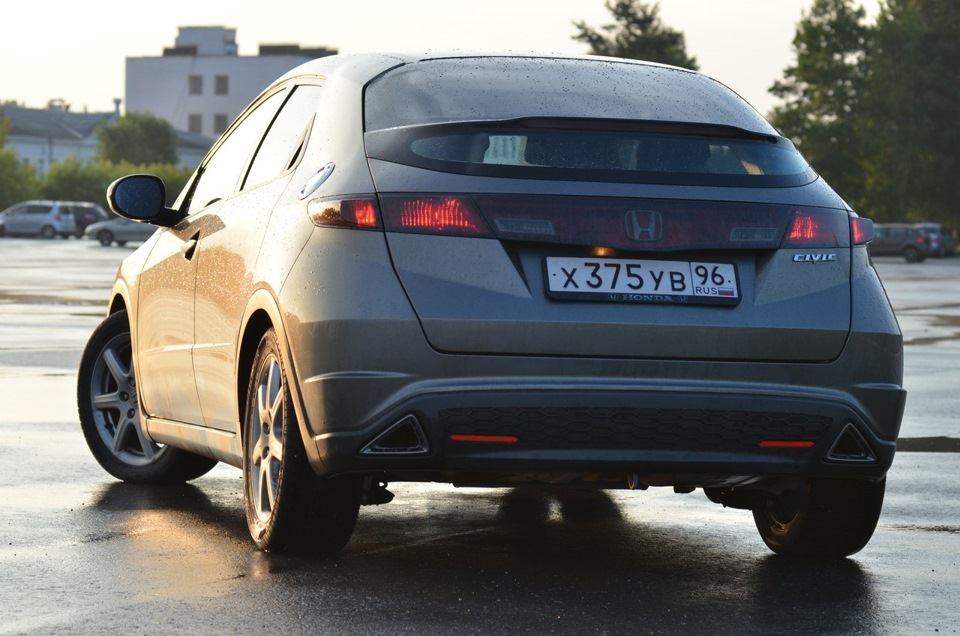 honda civic история