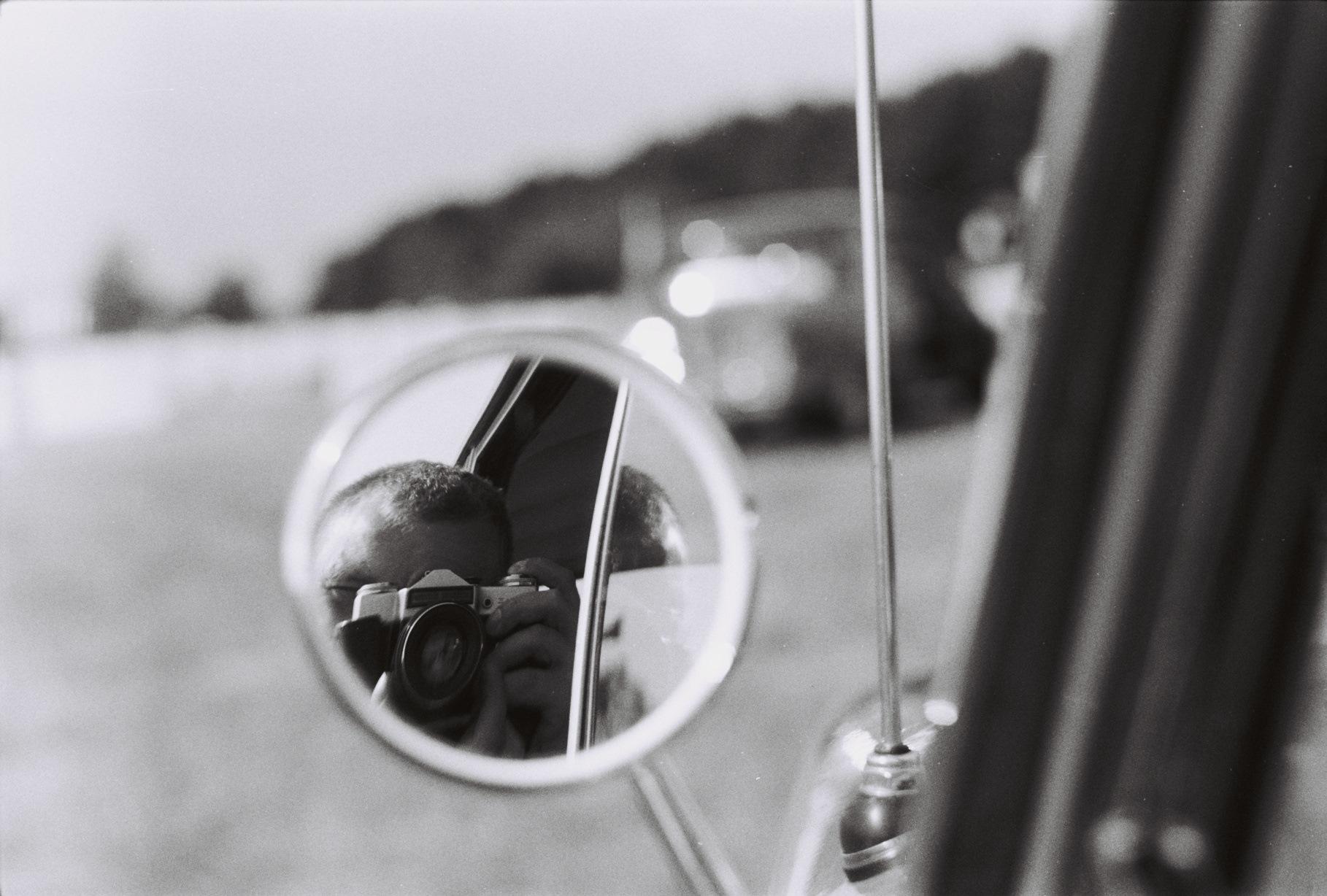 как фотографировать на черно белую пленку