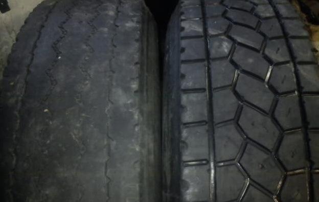 Yararsız avtomobil təkərlərini satan dələduz yaxalanıb