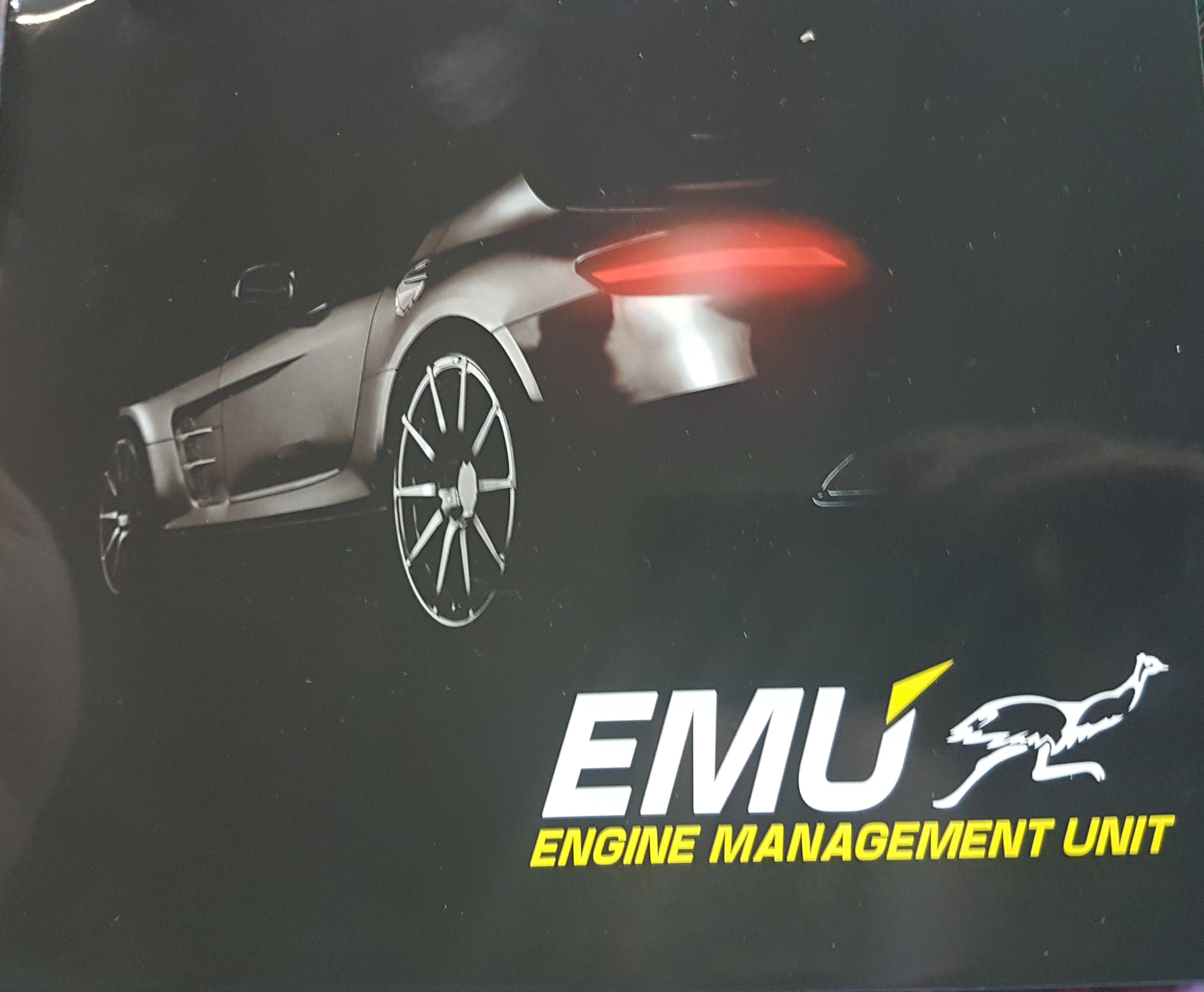 ECU Master EMU + RATCU вместо Vems — Toyota Mark II, 3 0 л , 1997