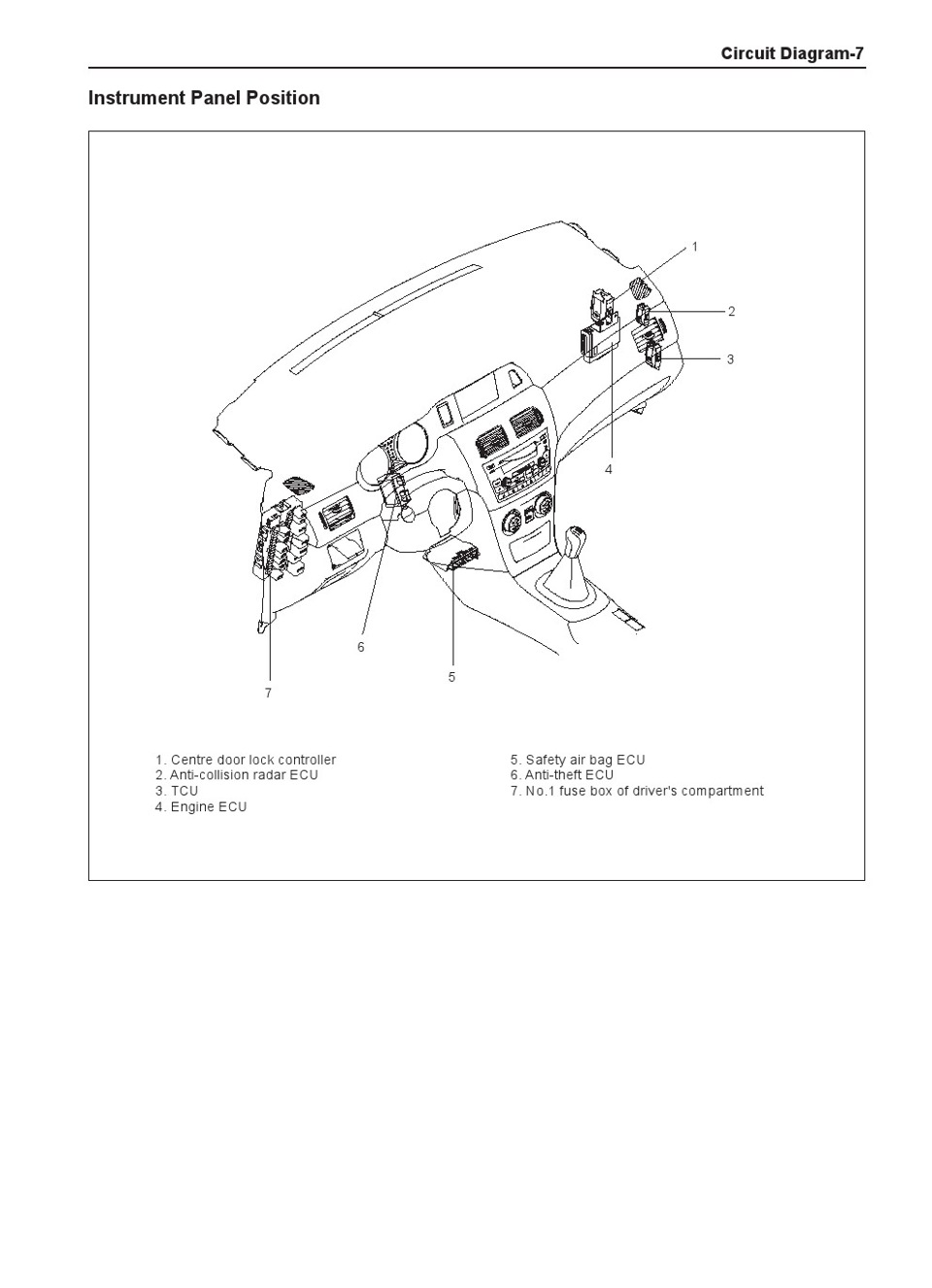 For Owners Of Great Wall Vollex C30 Chapter Electric Circuit Diagram Electrical