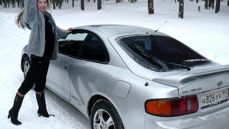 Toyota Celica Gran Turismo