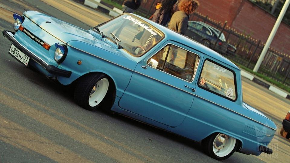 История, зАЗ - 968 : создание, характеристики и модификации авто Автоклассика