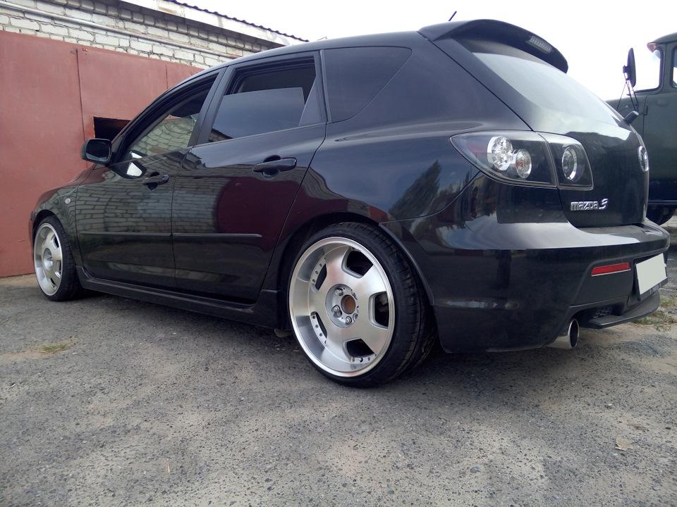 Stich Precious wheels — logbook Mazda 3 MPS 2007 on DRIVE2