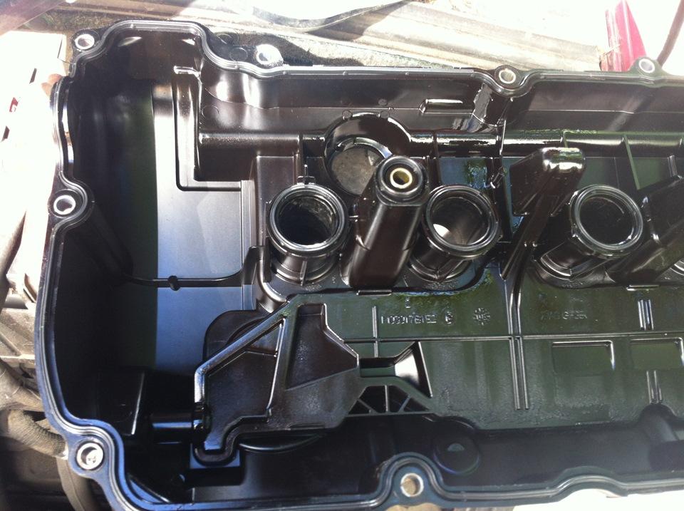 Замена прокладки клапанной крышки ep6