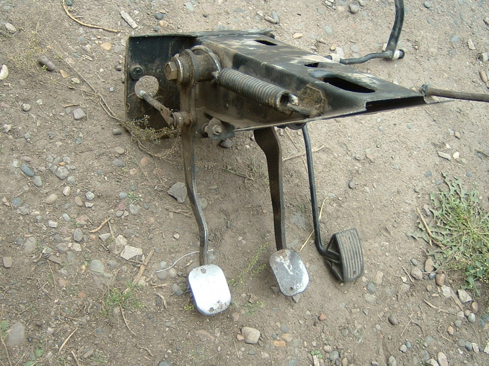 Педальный узел от ВАЗ 2101 в