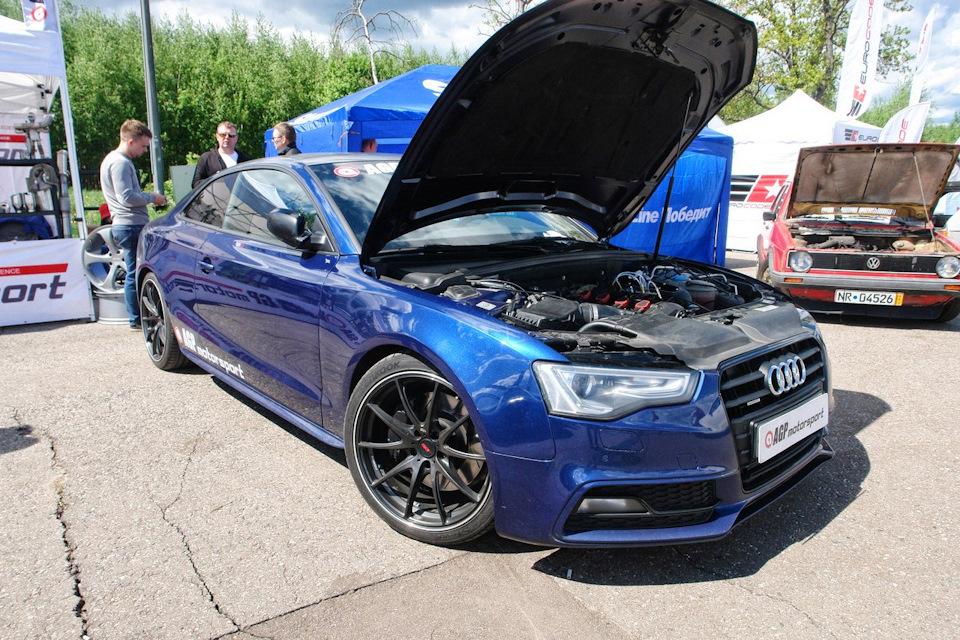 Audi A5 2.0TFSI Stage 4