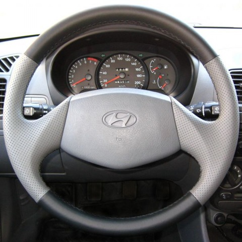 Бортжурнал Hyundai Accent Red Edition 68RUS