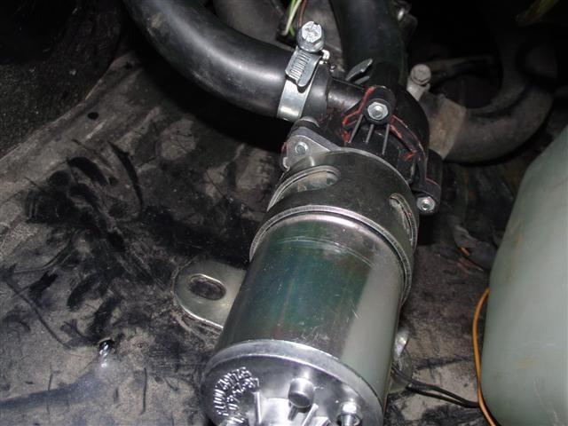 Установка печки газ 3307 фото