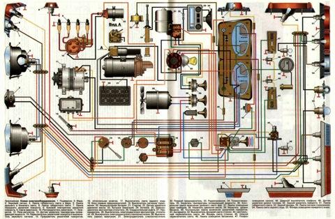 Схемы электропитания 412ИЭ.