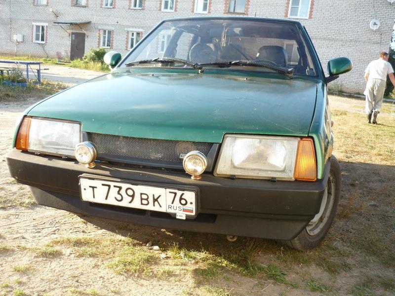 Ваз - 2109 ТУРБО г. Данилов 960