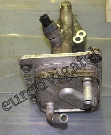 Ржавый теплообменник Кожухотрубный испаритель Alfa Laval DM1-326-2 Петрозаводск