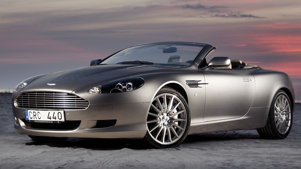 Buy Aston Martin Db9 Volante In City Of Torino Sale Of Pre Owned Aston Martin Db9 Volante With Maintenance History Private Party Ads Of Pre Owned Cars For Sale Prices Photos On Drive2