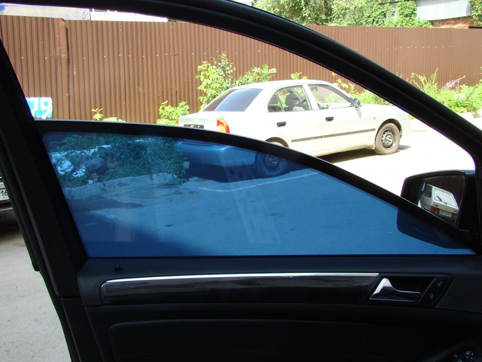 Электронная тонировка стекол автомобиля