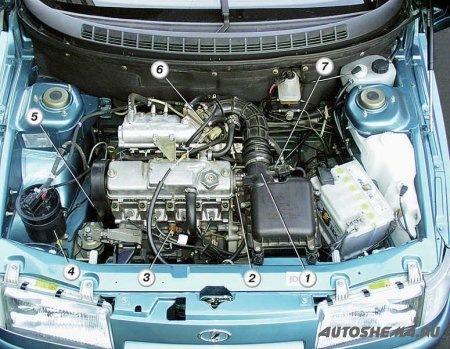 ремонт фиат обороты двигателя на холостых гуляют