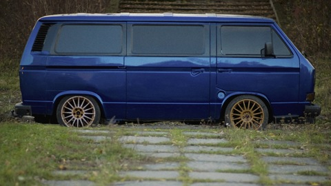 Volkswagen Transporter Caravelle en ESTILO! ;-)