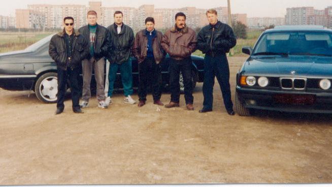 Днём рожденья бандиты 90-х годов фото рабочие дни открытия
