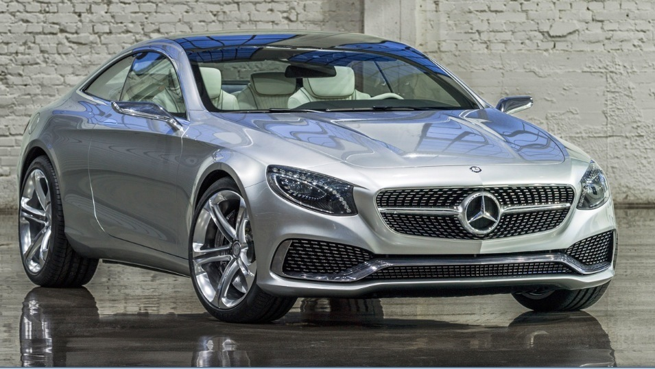 S- class coupe