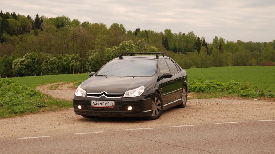 ситроен с5 2005 года 3 литра