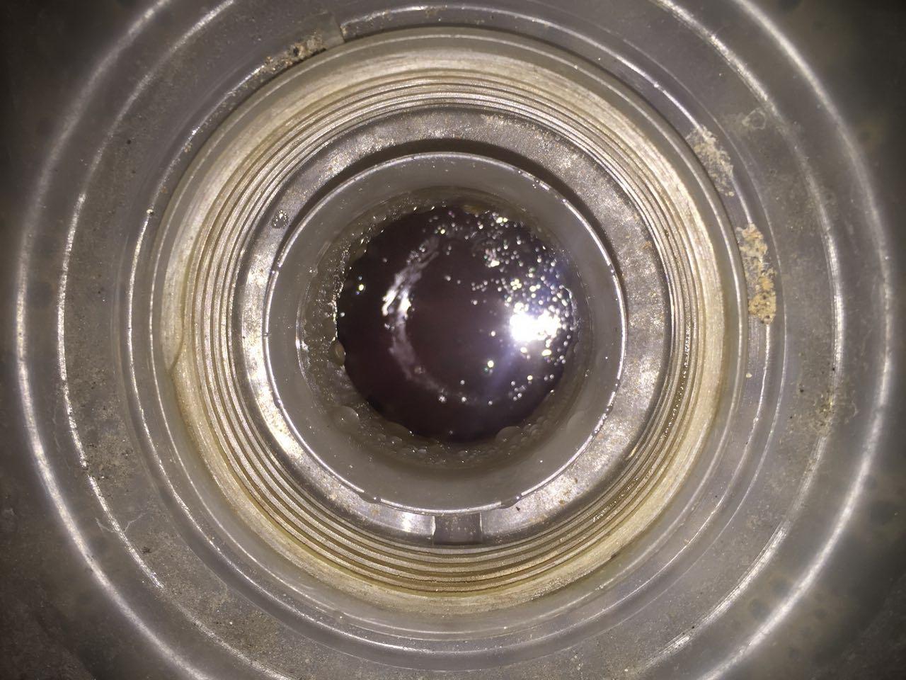 Пятна на теплообменнике Кожухотрубный испаритель Alfa Laval DXD 135 Уссурийск