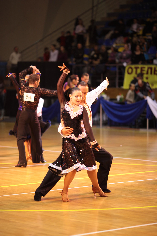 танцы бальные фото