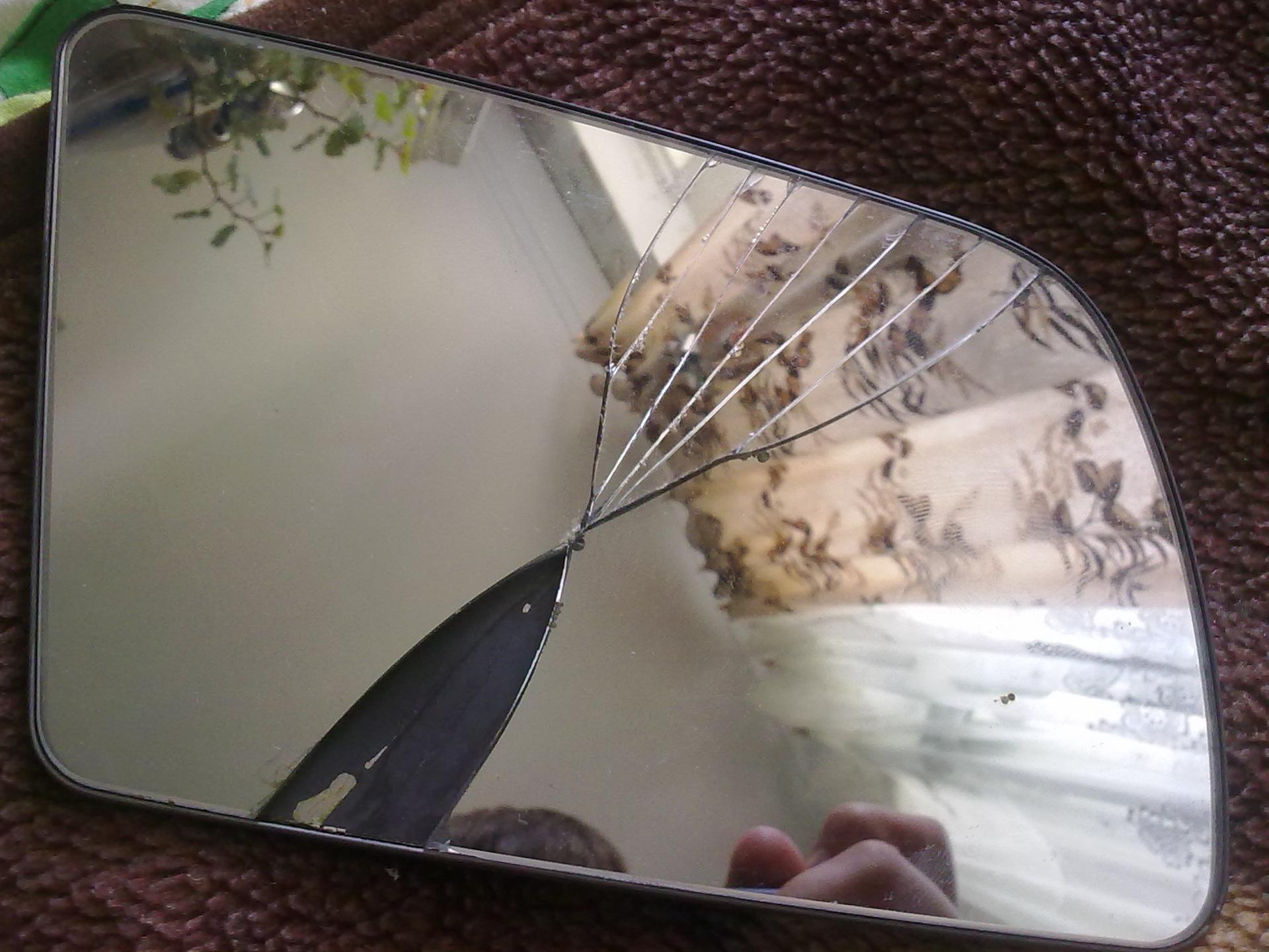 замаскировать трещину в зеркале фото оформил развод, настей