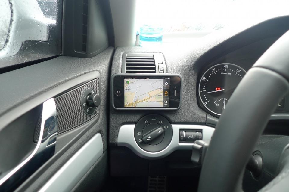 Автомобильный держатель Wiiix HT-WIIIX-01VGT черный