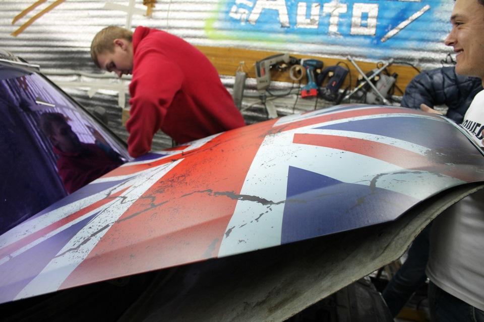 Посмотреть защитная наклейка с флагом россии phantom солнечная батарея на квадрокоптер