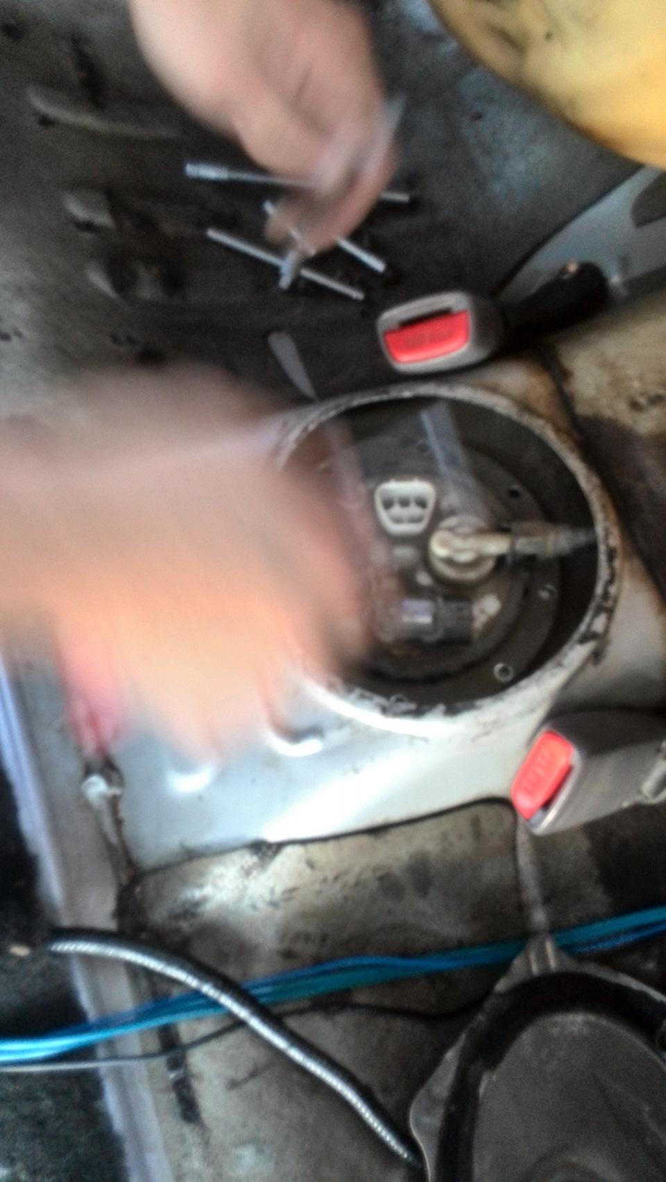 Toyota Селика топливный фильтр #3