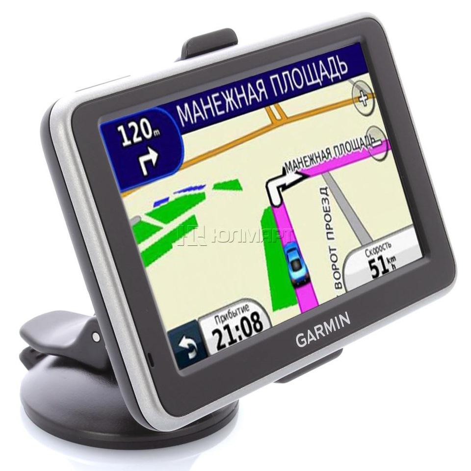Gps навигатор garmin nuvi 2455, черный диагональ экрана: 43, разрешение: 480 х 272, назначение: авто