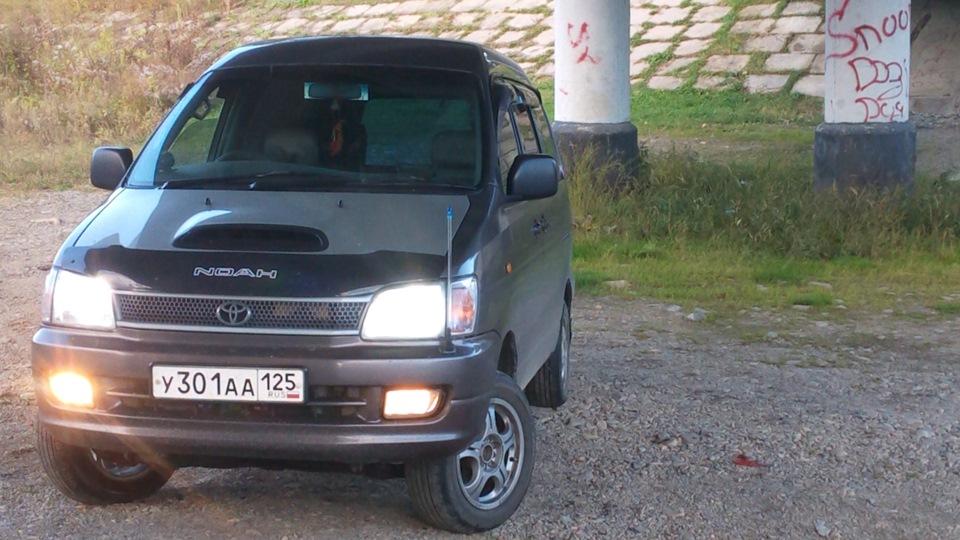 двигатель от toyota town ace 1998 дизель