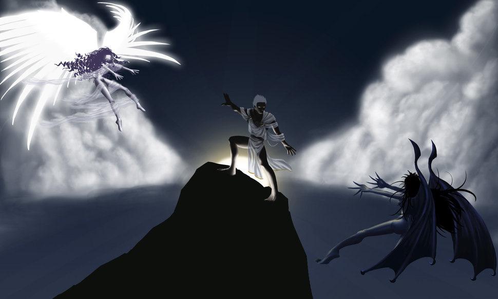Борьба света и тьмы картинки