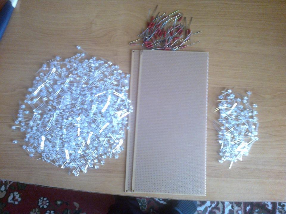 Тюнинг своими руками светодиодами фото 462