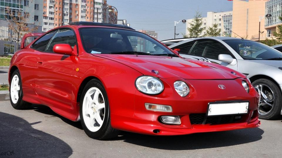 Toyota Celica ST202 3s-Ge