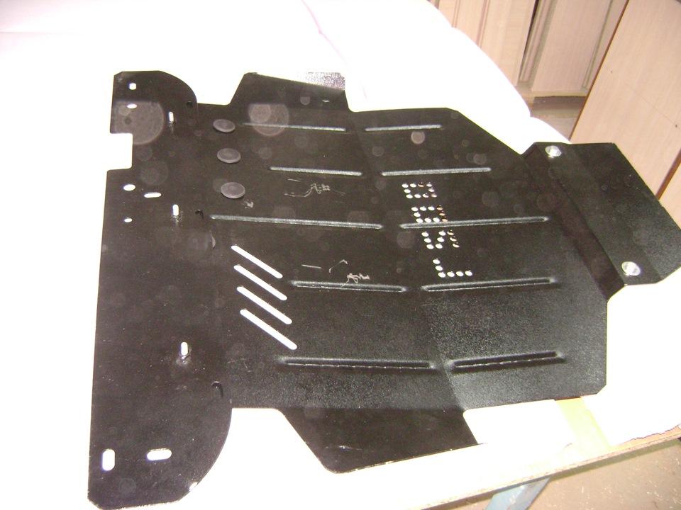 Оригинальная защита двигателя и коробки - Пост 275989 - Фото 7